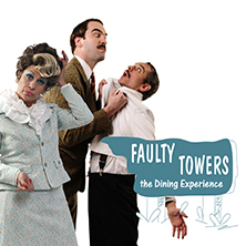 Faulty Towers - Billetter