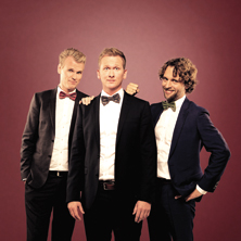 Christmas with Nordic Tenors - Arendal
